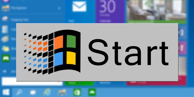The History of the Windows Start Menu