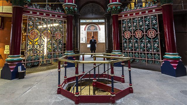 Crossness Pumping Station at Belvedere Kent