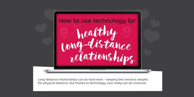 How Can Technology Help A Long-Distance Relationship Succeed?