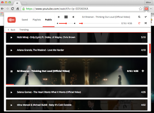 PlayTube-Youtube-music-extension-chrome