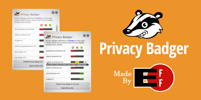 How to Block Online Tracking with Privacy Badger