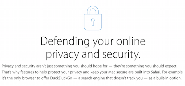 defend your online privacy and security