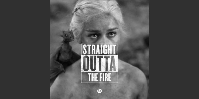 Games of Thrones and Straight Outta Compton Collide in These Funny Images