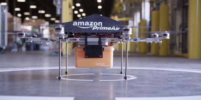 Will Amazon Drones Really Be Arriving at a Backyard Near You?