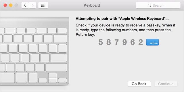 Hook up apple keyboard to pc