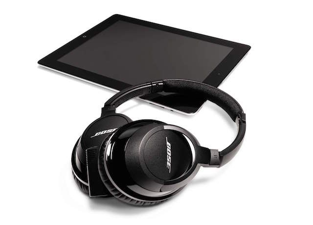 bose headphones with ipad