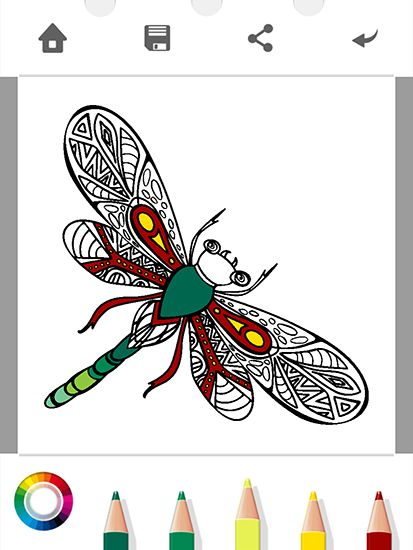IPad Coloring Book Apps For Adults To Help You Relax Unwind Colorfly2