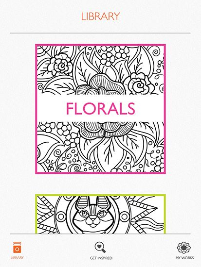 IPad Coloring Book Apps For Adults To Help You Relax Unwind Colorfy1