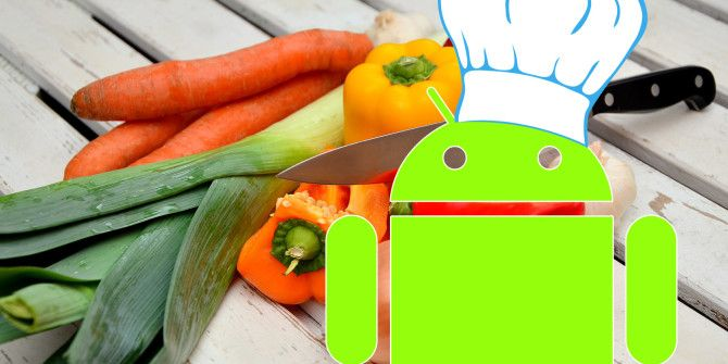 5 Ways Your Android Device Can Help You in the Kitchen