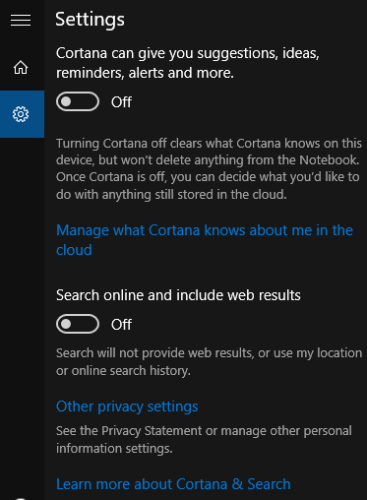 cortana-settings