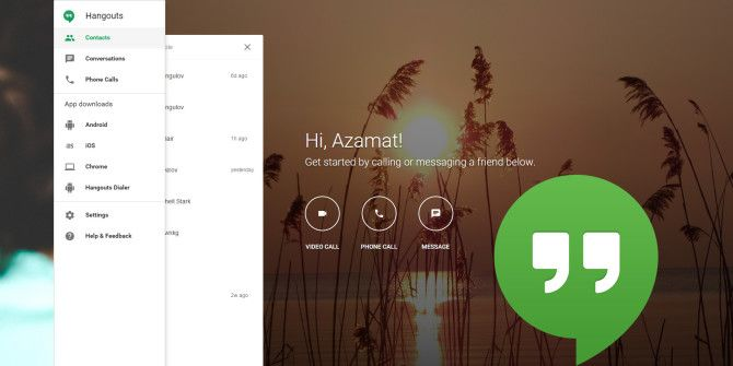 Google Finally Made a Hangouts Web App & It's Worth It