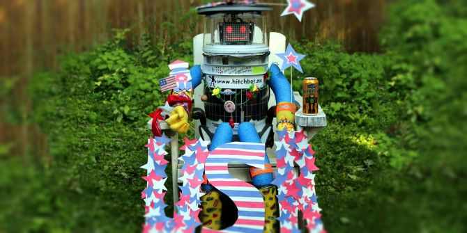 HitchBot's Demise Proves the US is Not Ready for Robots