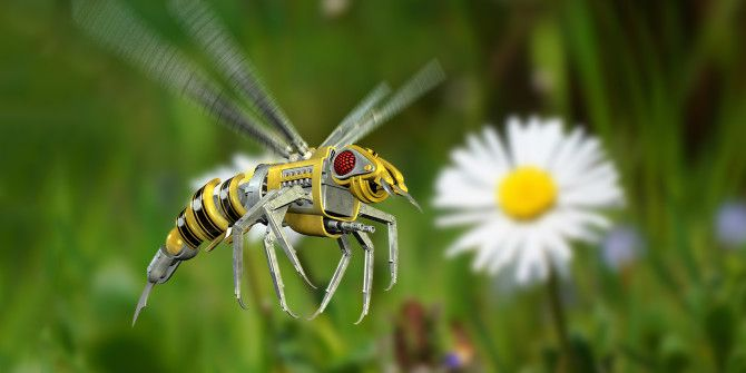 3 Ways Drones of the Future Will Be Like Insects