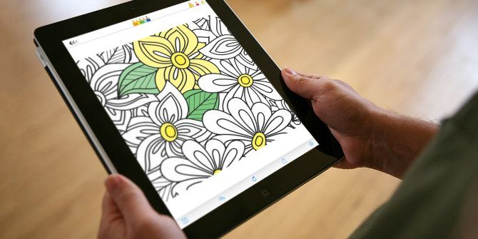 iPad Coloring Book Apps for Adults to Help You Relax & Unwind
