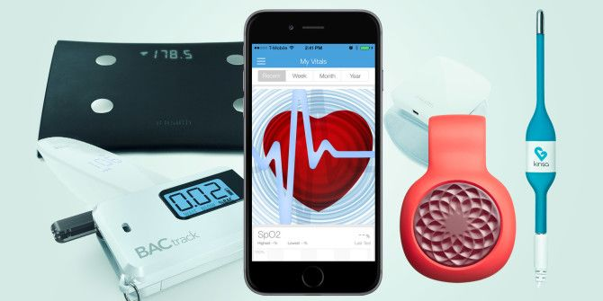 10 iPhone & iPad Health Accessories for iHypocondriacs