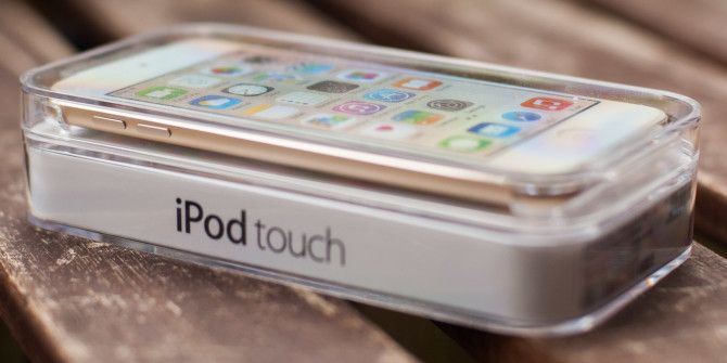 iPod Touch 6G Review & Giveaway