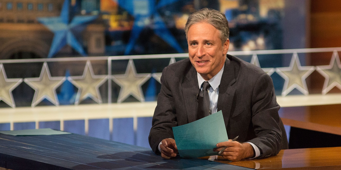 The Daily Show Talks Tech: Why Geeks Will Miss Jon Stewart