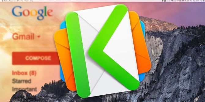 Kiwi is Basically Gmail for Mac