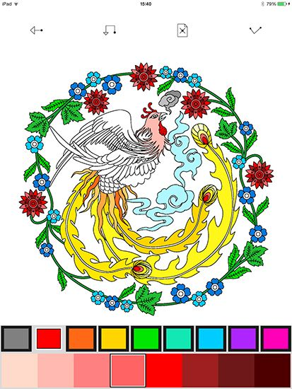 IPad Coloring Book Apps For Adults To Help You Relax Unwind Momicoloring2