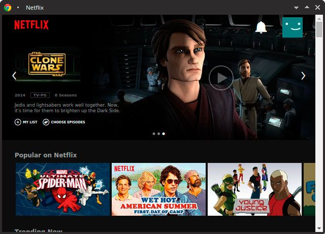 How to Watch Netflix Natively on Linux - the Easy Way netflix linux desktop application using kde netflix on linux easy way muo
