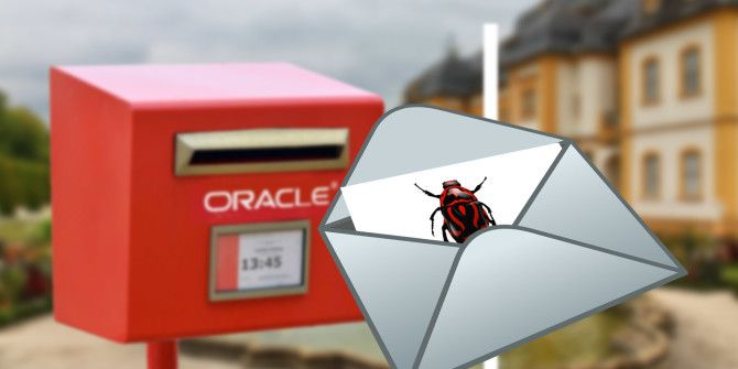 Oracle Wants You To Stop Sending Them Bugs – Here's Why That's Crazy