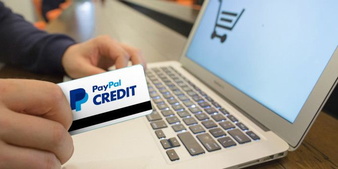 What Is PayPal Credit and Where Can You Spend It?