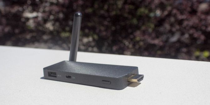 Quantum Access Mini PC Stick Review and Giveaway