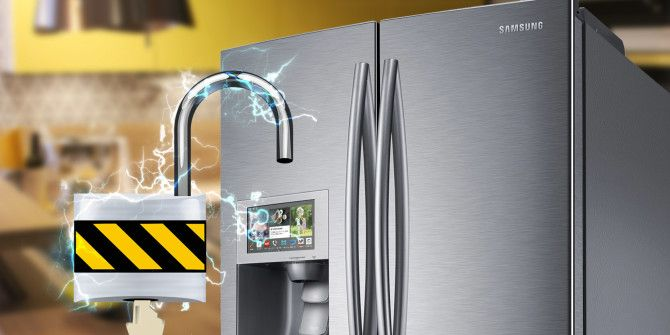 Samsung's Smart Fridge Just Got Pwned. How About The Rest Of Your Smart Home?