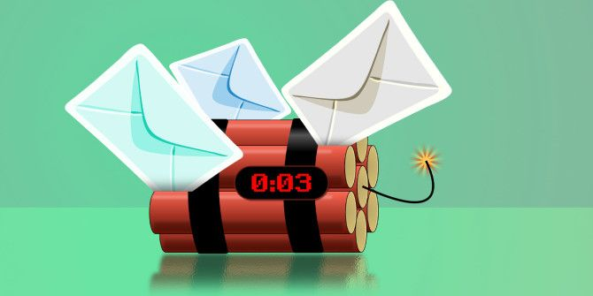 How to Put Your Emails & Posts on Self- Destruct Mode