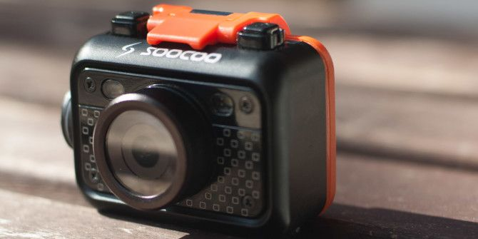 SooCoo S60 Action Camera Review & Giveaway