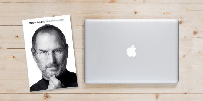 iRead: 7 Books About Steve Jobs All Apple Fans Should Own