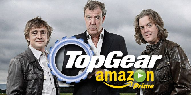 How Amazon Stole the New Top Gear Away From TV