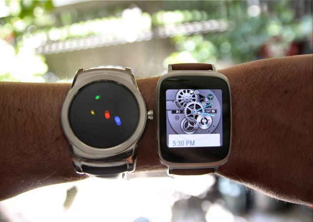 urbane compared to zenwatch