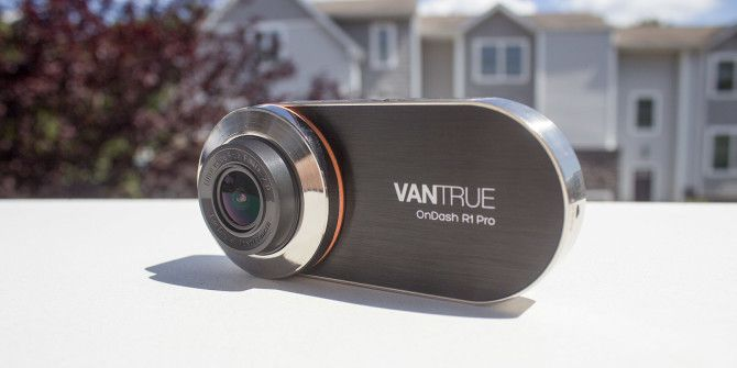 Vantrue R1 Pro Dash Cam Review and Giveaway
