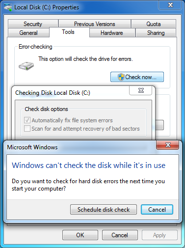 how to mark bad sectors on hard drive