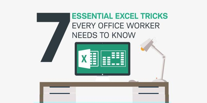 Quick Excel Tips Every Office Worker Needs to Know