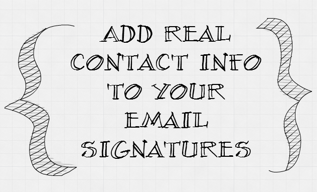 How to make cool gmail signatures right from google drive gmail signatures colourmoves