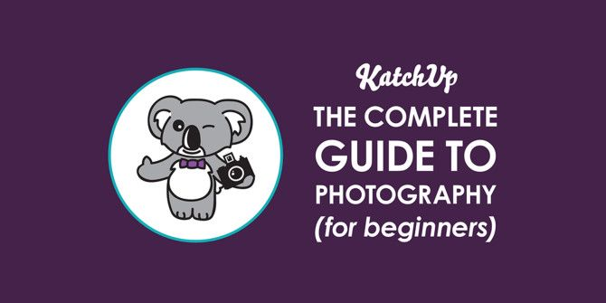 The Must-See Visual Guide to Photography Terms