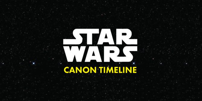 Quick Guide to the Star Wars Timeline