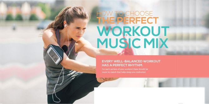 How to Build the Perfect Playlist for Your Workout