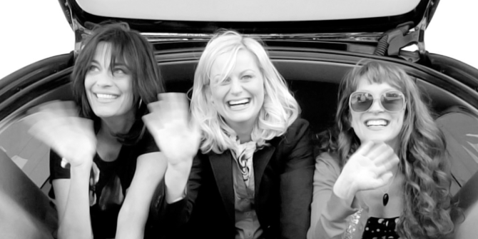 Why Amy Poehler and #SmartGirlsAsk Won The Internet This Week