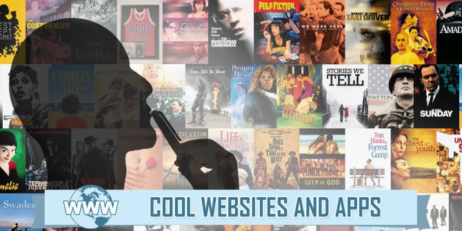 Browse Movies Like a Pro with These 5 Web Apps