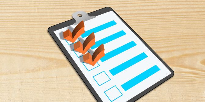 Use Checklist Templates & Tools to Prevent Mistakes