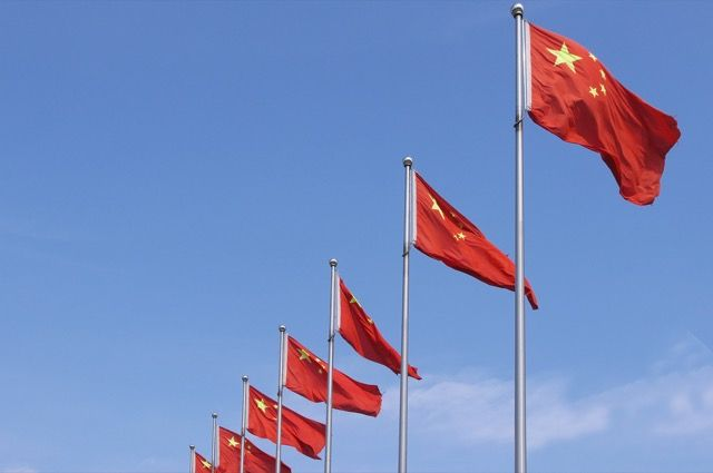 chinese-flags