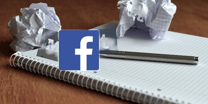 Write and Share Rich, Beautiful Facebook Posts With New Facebook Notes