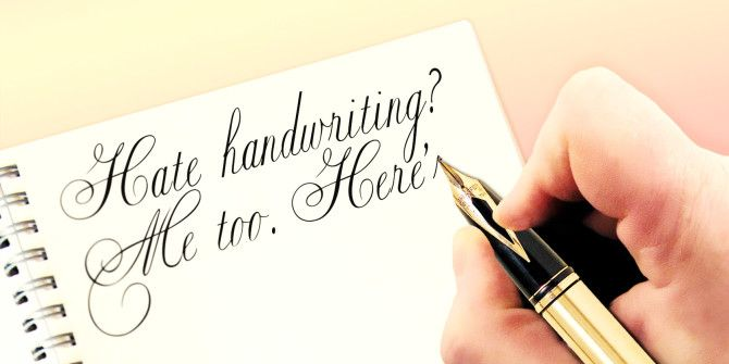 Hate Handwriting? Me Too. Here's Why We Should Teach It Anyway.