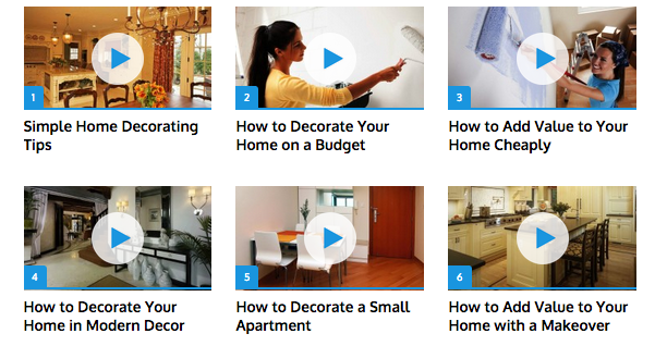 interior design basics quick fire videos - Interior Design Learn
