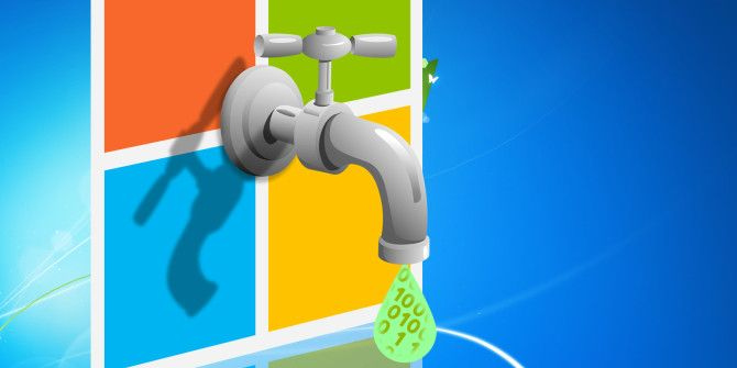 Is Microsoft Gathering Data From You in Windows 7 and 8?