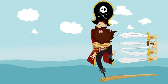 4 Reasons You Don't Need to Be a Pirate Anymore