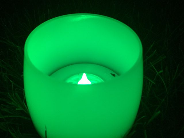 playbulb candle green